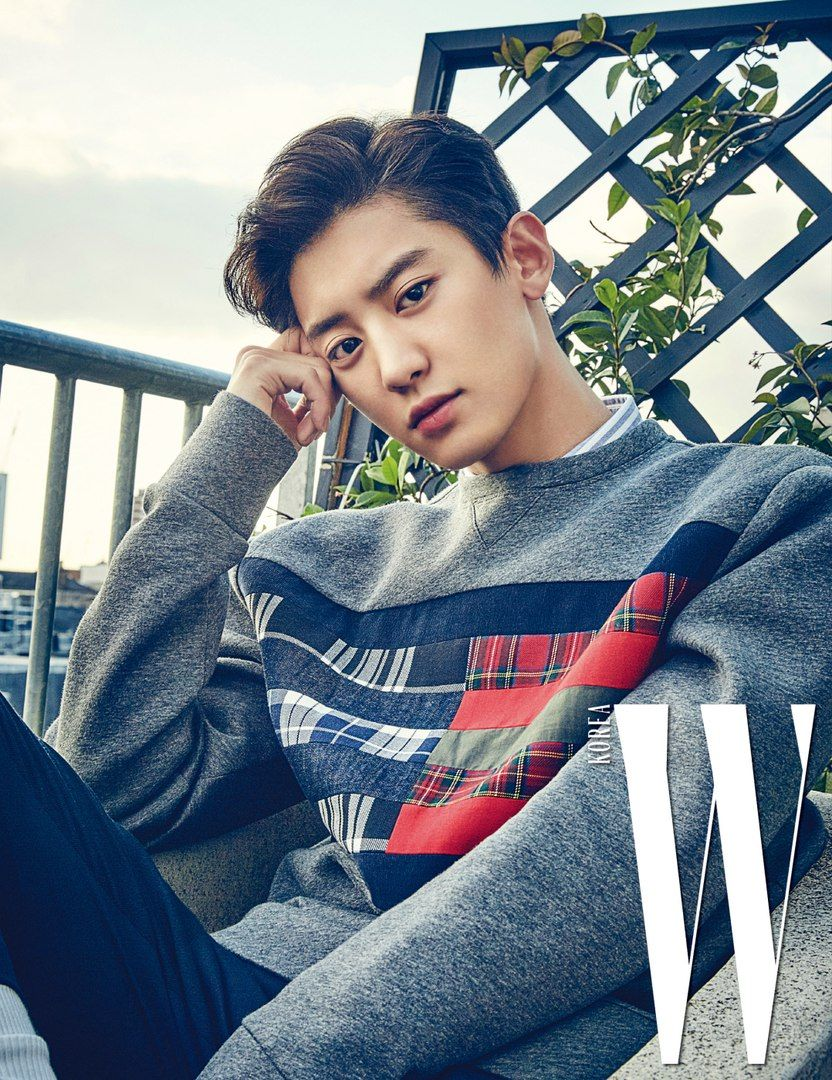 Exo Park Chanyeols Photos  Albums Vk