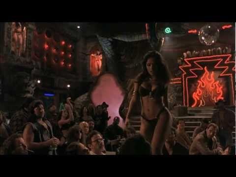 Salma Hayek Striptease From Dusk Till Dawn Music Tito Tarantula