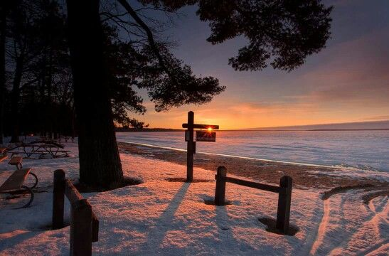 Beautiful  Higgins Lake