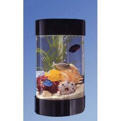 Tucker Murphy Pet Alan 8 Gallon Round Alanrium Kit With Images Aquariums For Sale Aquarium Set Tucker Murphy Pet