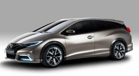 Honda Civic Wagon Concept heads to 2013 Geneva Motor Show | Rush Lane
