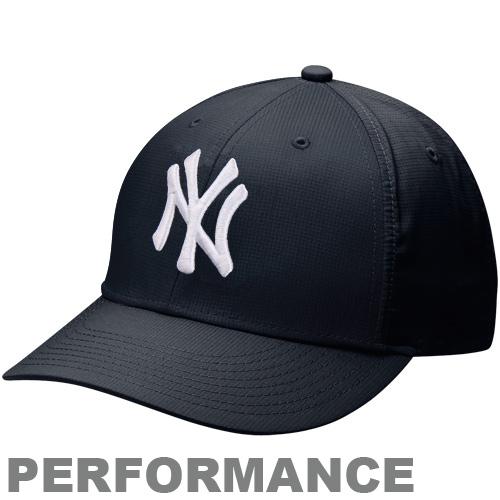 promo code 76f3f ef68e Nike New York Yankees Dri-FIT Practice Adjustable Hat - Navy Blue