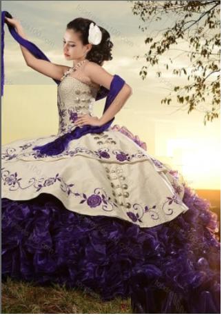 0d439fd627 Quinceanera Dress   QSXBQD004-1 - Quinceanera Style
