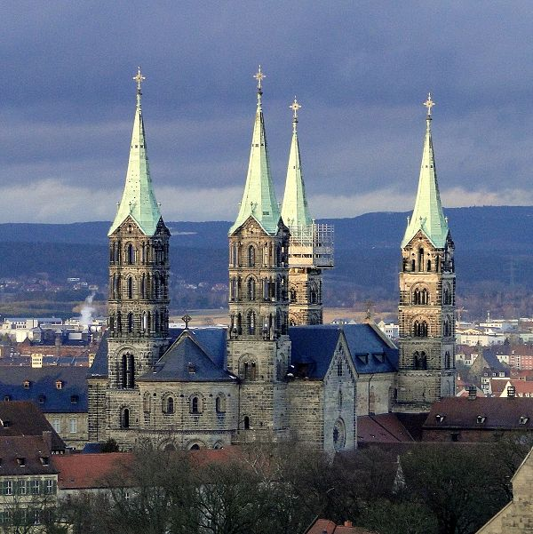 Bamberger Dom Dome of Bamberg, Germany