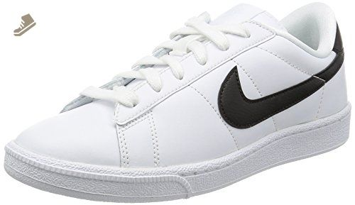 Nike Womens Tennis Classic Trainers 312498 Sneakers Shoes Us 7 5 White Black 130 Nike Sneakers For Women Am White Nike Shoes Black Nike Shoes Nike Women
