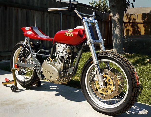 Yamaha Xs650 Tracker Bike Exif Tracker Motorcycle Street Tracker Yamaha 650