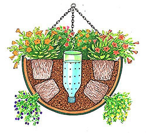 Watering system.