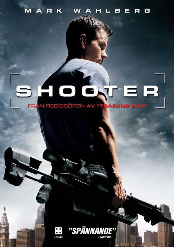 Shooter 27x40 Movie Poster 2007 Com Imagens Filmes Online
