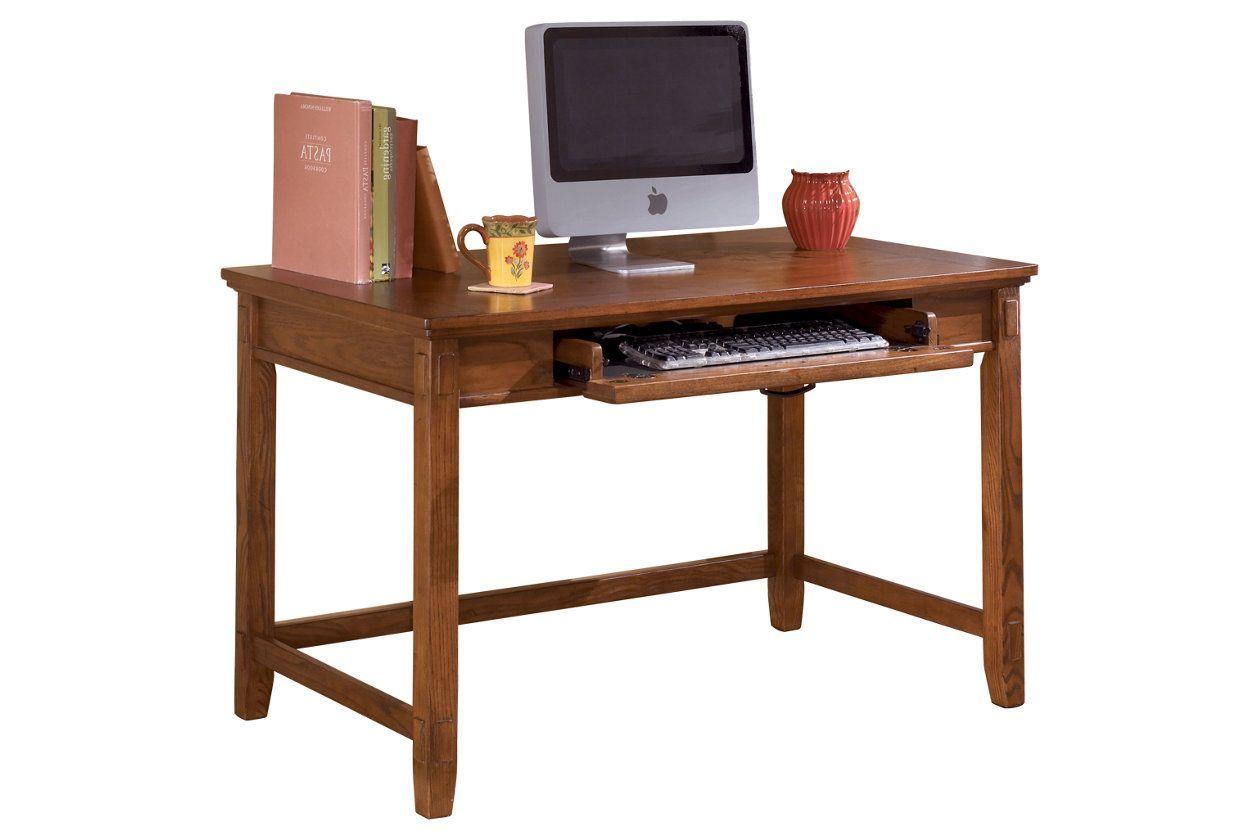 Cross Island 48 Home Office Desk Ashley Furniture Homestore Home Office Desks Mission Style Furniture Office Desk [ 840 x 1260 Pixel ]