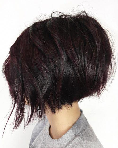 Photo of 18 Best Short Dark Hair Color Ideas of 2020