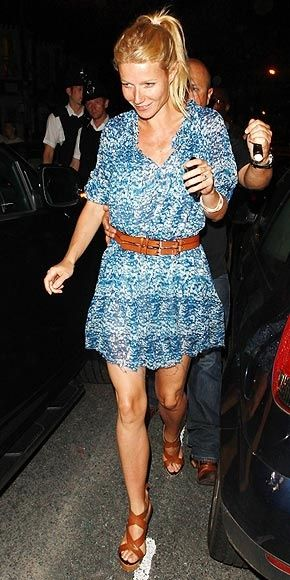 bohemian gwyneth...hey, that belt looks like one of ours!  http://www.beehivestyle.com//Belts-and-Shoes/Bauxo-persevere-belt-charcoal.asp (GWYNETH PALTROW photo   Gwyneth Paltrow)