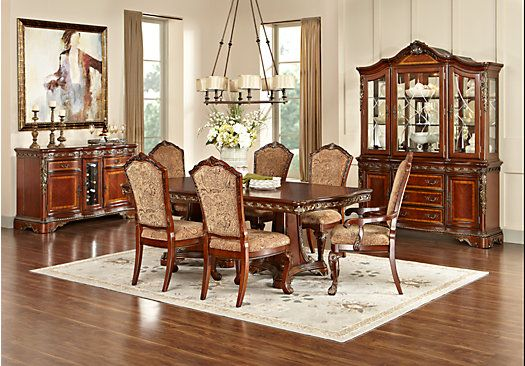 Picture Of Newcastle 6 Pc Dining Room From Dining Room Sets Simple Rooms To Go Dining Room Set Design Inspiration