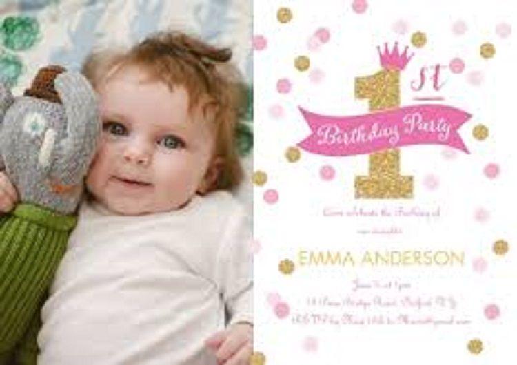 Unicorn Birthday Invitations Walgreens