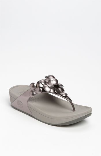 02593caaf8 FitFlop 'Fleur' Sandal | Nordstrom | FaShIoN | Shoes, Fitflop ...