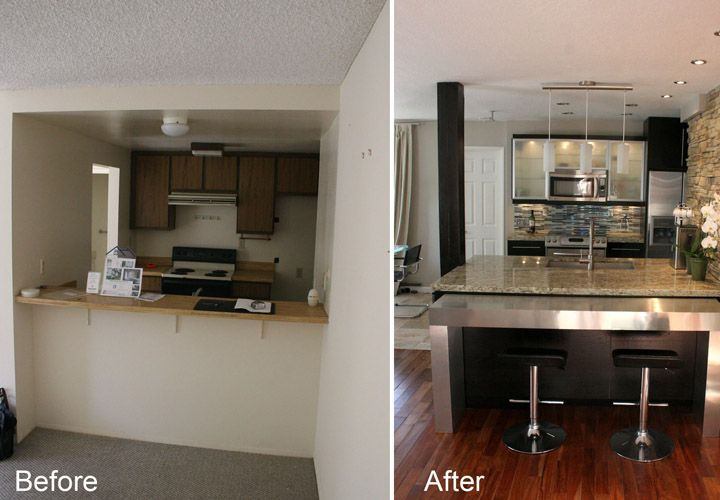 Mobile Home Kitchen Remodeling | Mobile Home Kitchen Remodel Before And  After