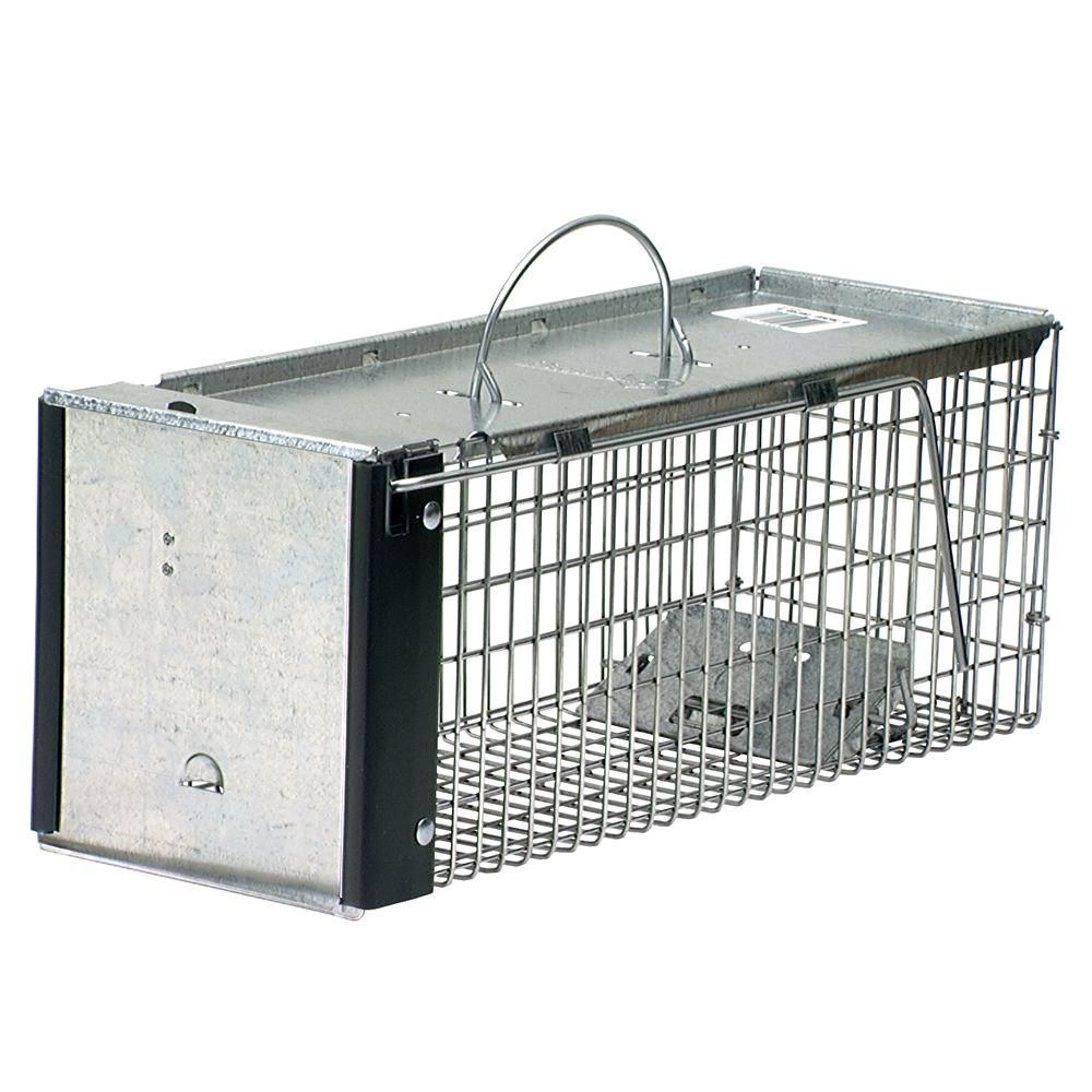 Havahart XSmall 1Door Professional Live Animal Cage Trap
