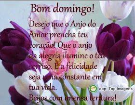 Domingo Especial Cheio De Amor Paz Alegria E Bencaos De Deus