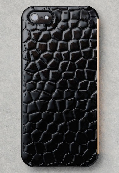 WANT! (actually, NEED!) Tech Case Collection designed by Kate Moss.