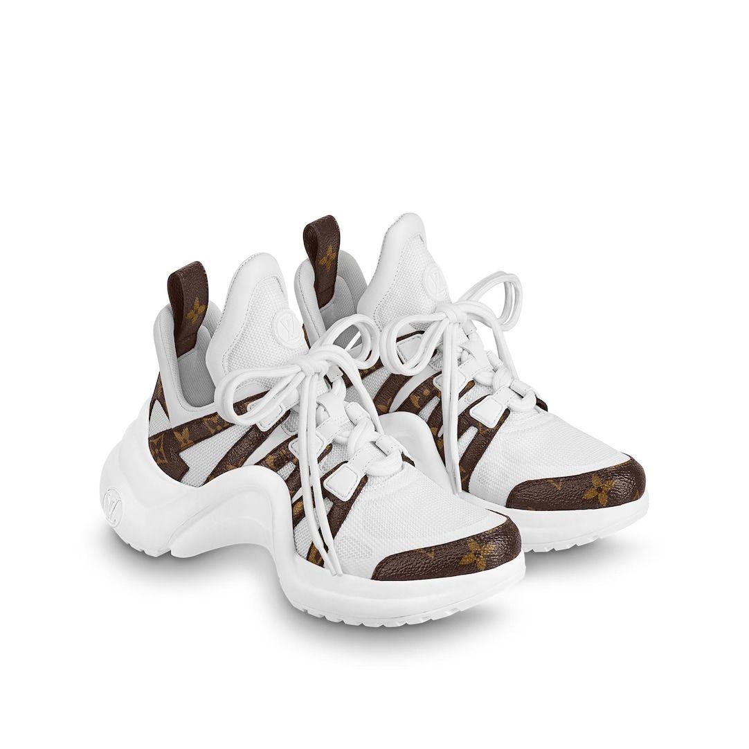 Lv Archlight Sneaker Shoes Louis Vuitton Louis Vuitton Shoes Sneakers Designer Sneakers Women Womens Shoes Sneakers