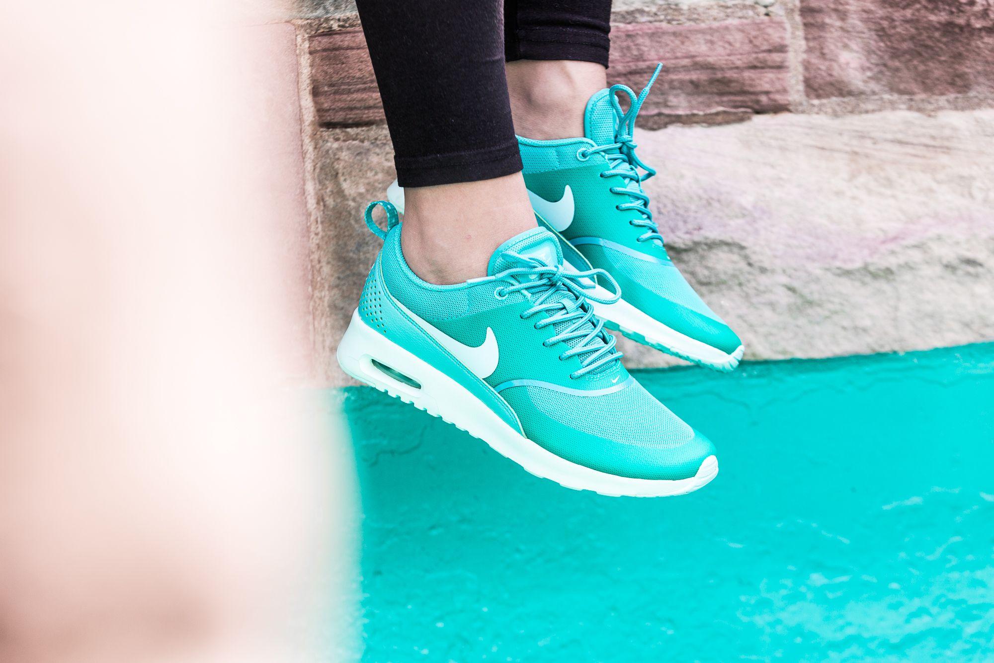 Nike Wmns Air Max Thea Turkis Nike Schuhe Nike Schuhe Frauen Schuhe Frauen