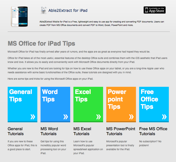 For Those Of You Using Office On An Ipad Tips And Resources Http Www Investintech Com Apps Msofficeforipadti Apps For Teachers App Educational Technology