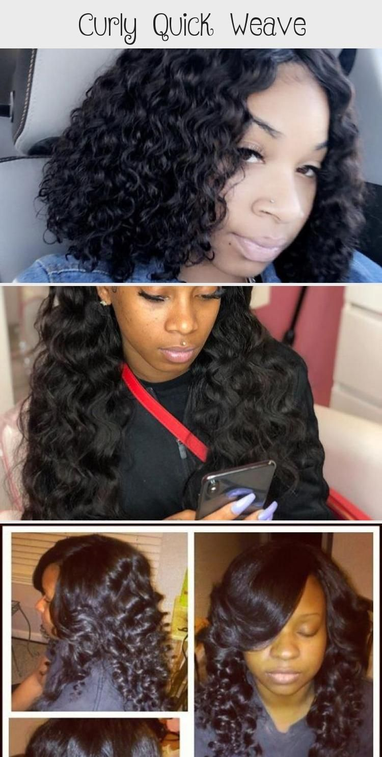 Quick Weave Curly Hair Styles Curlyhairdyed Curlyhairdrawing Curlyhairponytail How In 2020 Quick Weave Hairstyles Kids Curly Hairstyles Curly Hair Styles Naturally