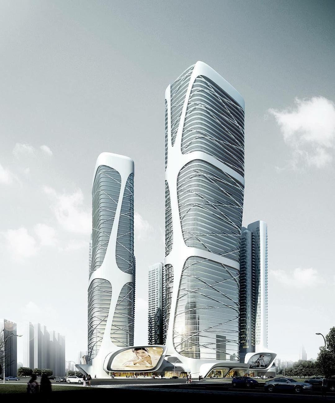 "1 093 Gusta 3 Comentarios - Amazing Skyscraper Amazingskyscraper En Instagram ""foshan"