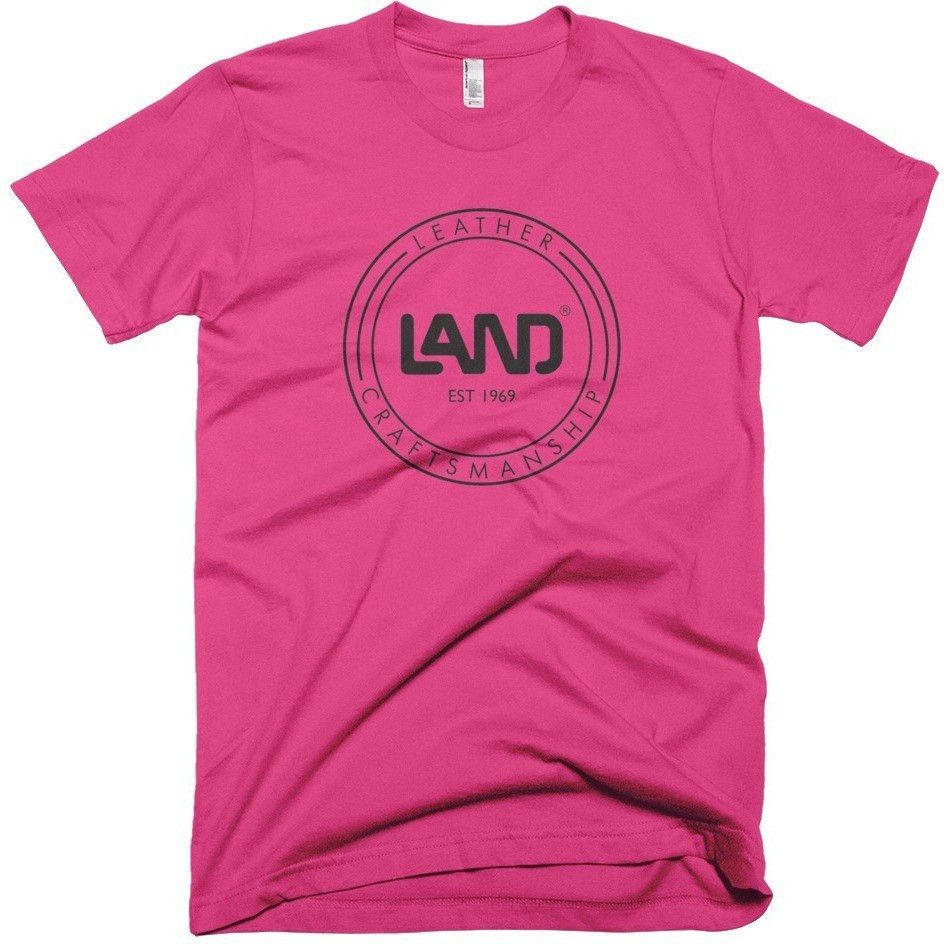 LAND Short Sleeve T-shirt