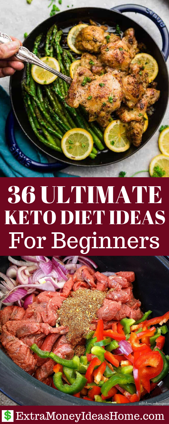 36 Ultimate Keto Diet Ideas for Beginners. Best Keto Diet Ideas