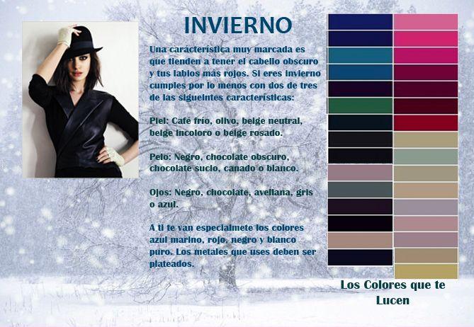 invierno.jpg (669×462) | Consejos de moda | Pinterest | Deep winter ...