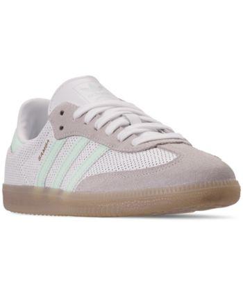 c21b11dbc adidas Women's Originals Samba Og Casual Sneakers from Finish Line - White