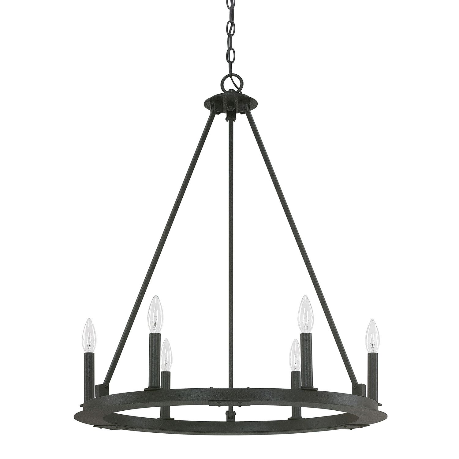 This six light chandelier from capitalltg is perfect for your wine this six light chandelier from capitalltg is perfect for your wine cellar arubaitofo Choice Image