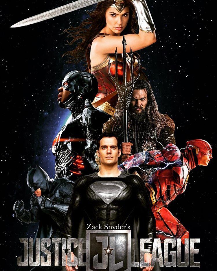 Symbioticsnyder บน Instagram Zack Snyder S Justice League 2021 Made This Poster In Anticipation For The Snydercut Zacksnydersjusticeleag