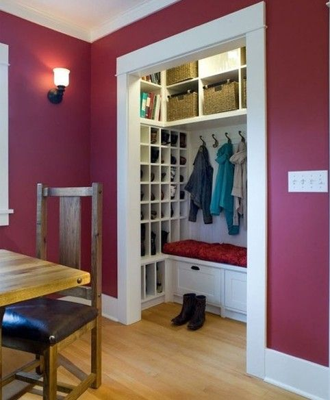 Best 25 Front Hall Closet Ideas On Pinterest Entry