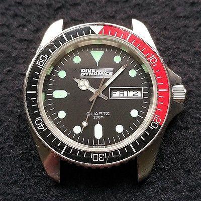 Dive dynamics #divers #watch
