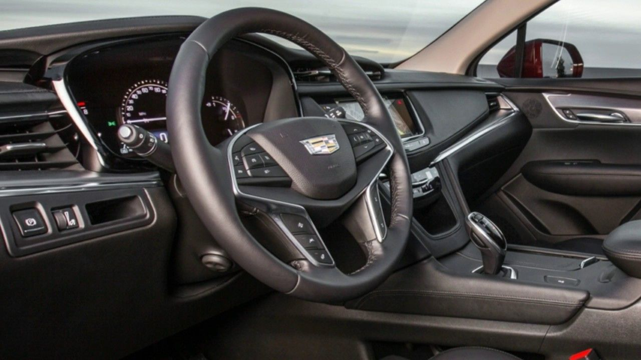 2018 Cadillac Xt5 Changes Release Date Best Luxury Suv By