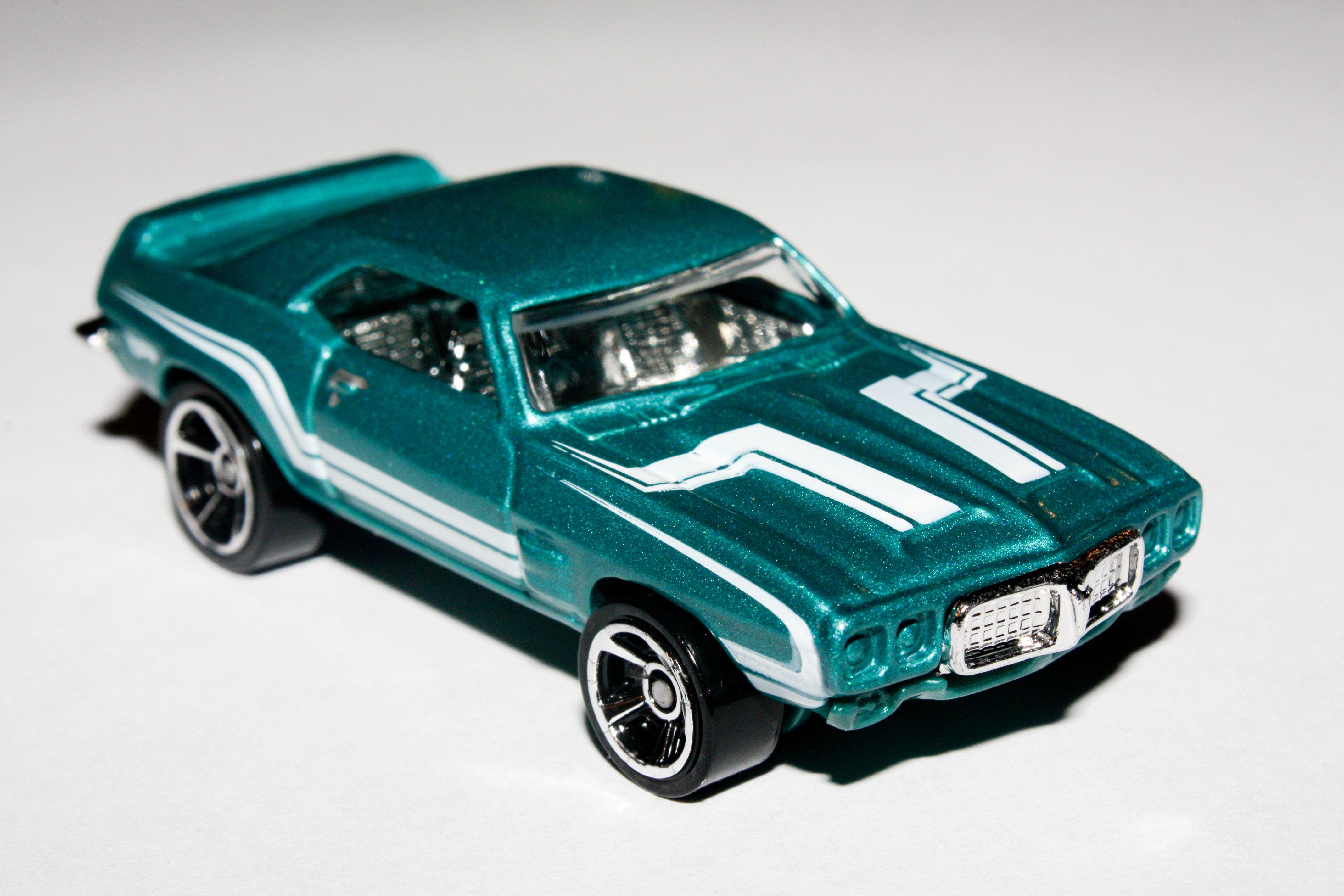 Hot wheels 69 firebird