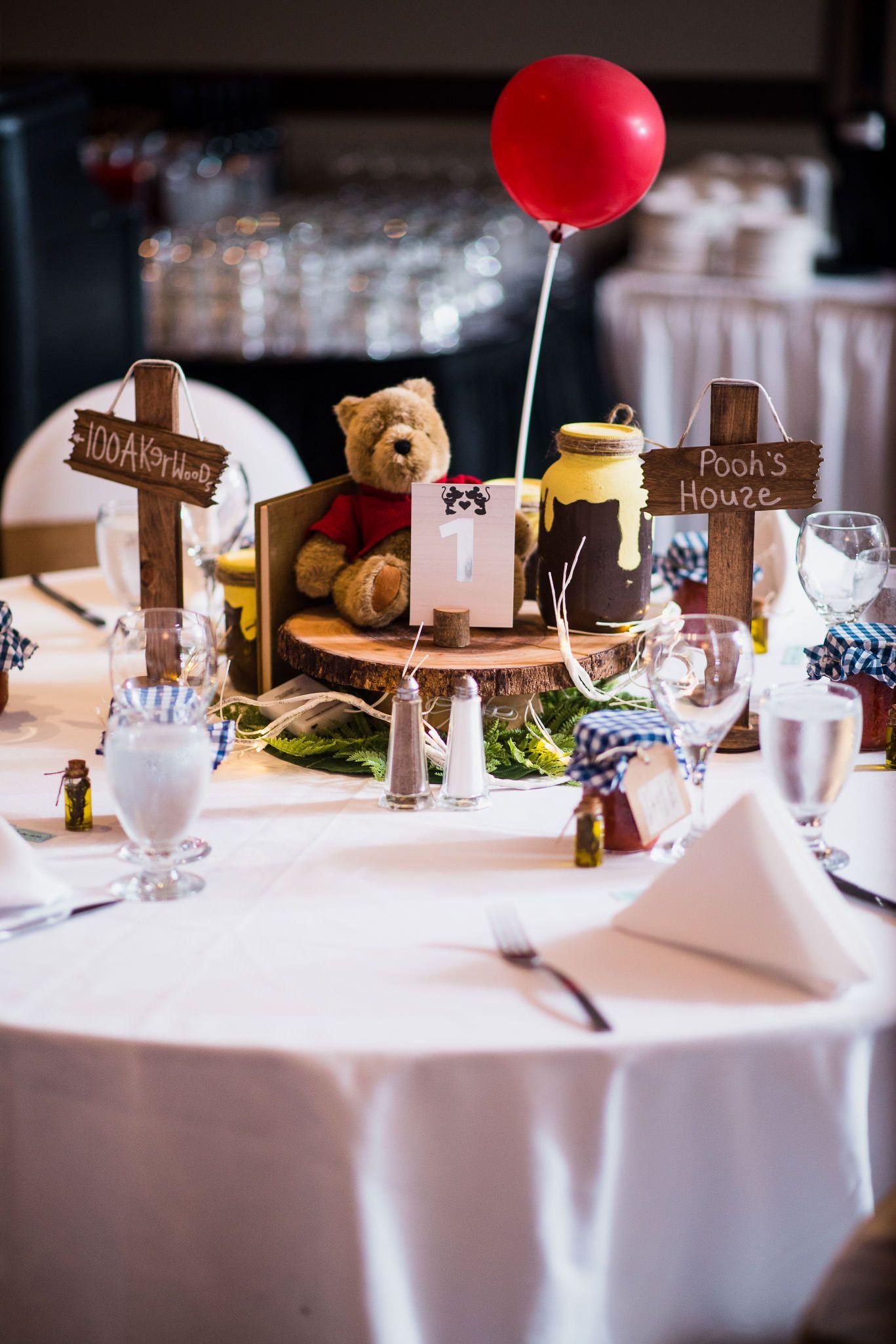 Disney Themed Wedding Table Settings Wedding Table Themes Disney Wedding Theme Disney Wedding Centerpieces