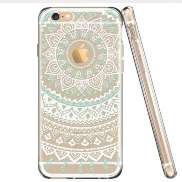 separation shoes e9e70 a04a7 Henna iPhone case ✨Henna iPhone 6/6s soft case✨ New direct from ...