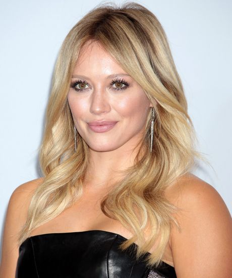 Hilary Duff Pulled A Kylie Jenner