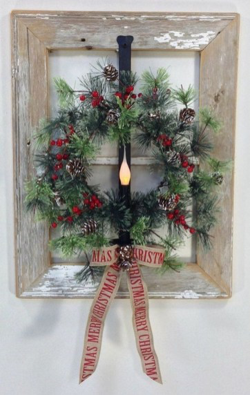 41 Breathtakingly Rustic Homemade Christmas Decorations #homemadechristmasgifts