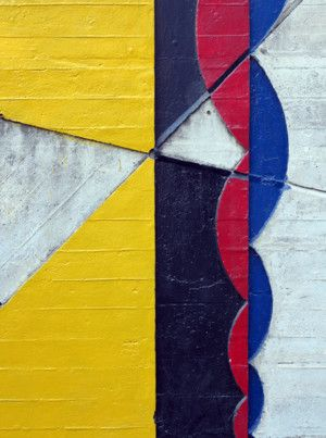 Le Corbusiers späte Handschrift