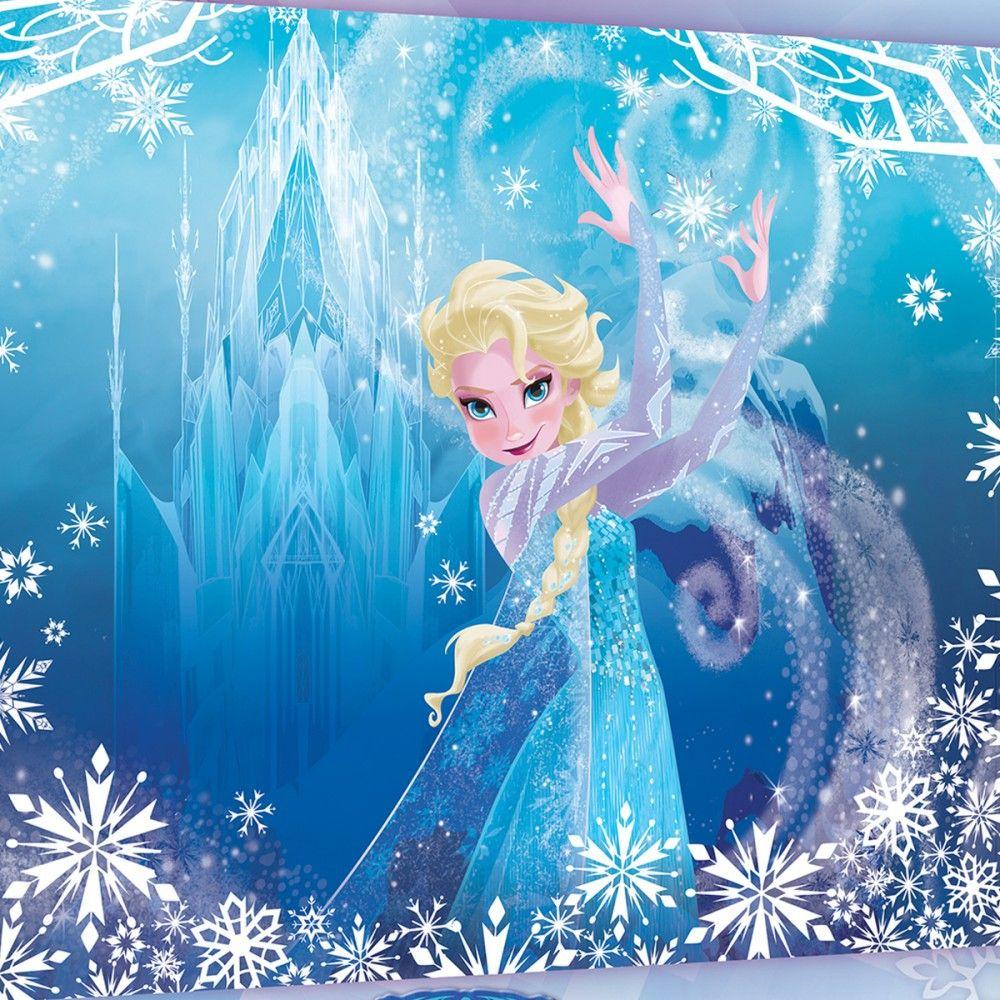 Accueil tableau g ant elsa la reine des neiges disney - La reine des neiges walt disney ...