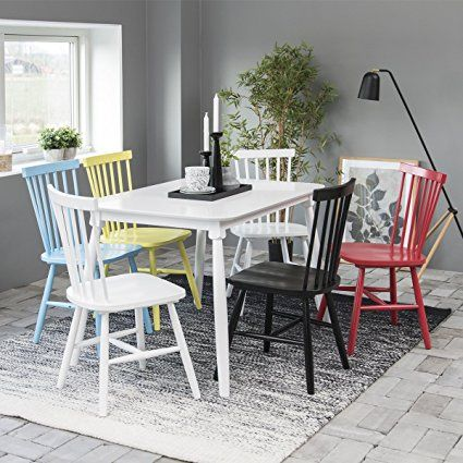 lounge-zone 2er-Set Esszimmerstuhl Küchenstuhl RIANA Massivholz