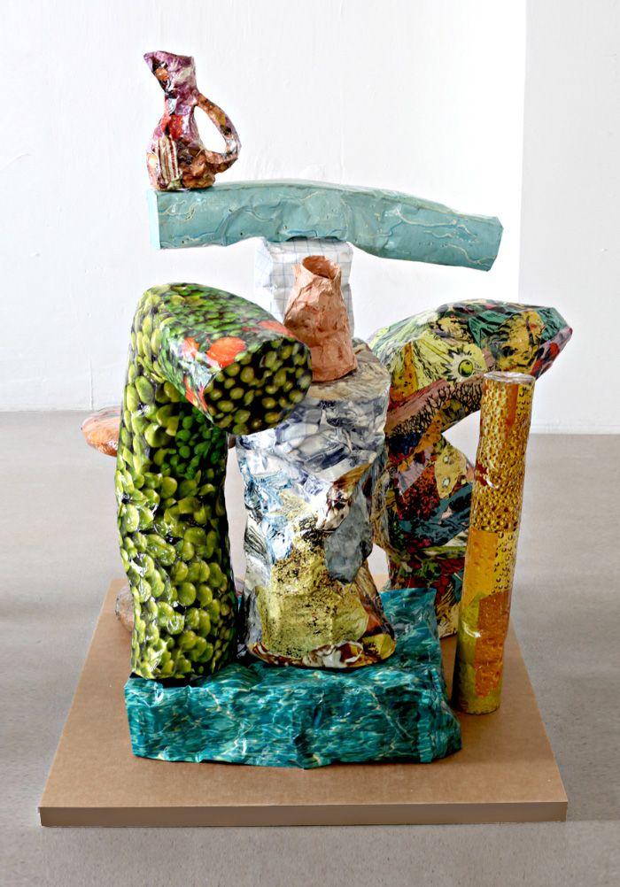 Bastien Aubry / Dimitri Broquard - Monolithe