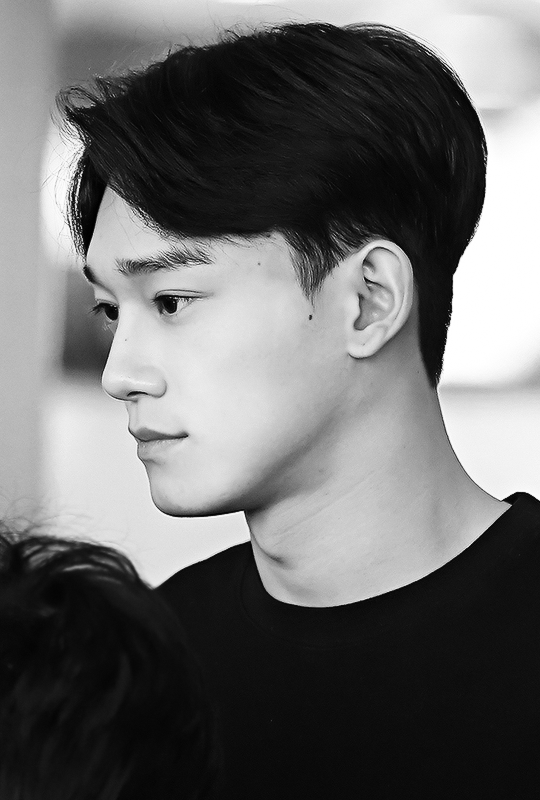 #CHEN #EXO what have u done to me Chen!?!?!?