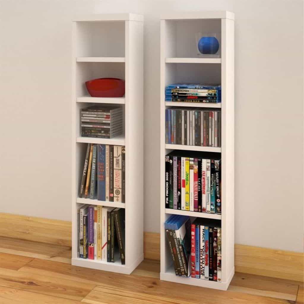 Ideas Of Slim DVD Storage Ideas Of