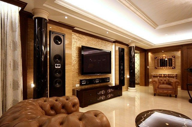 Home Theater Dealers In Cochin Home Theater Consultation Pinterest  Endearing Living Room Home Theater Ideas Design