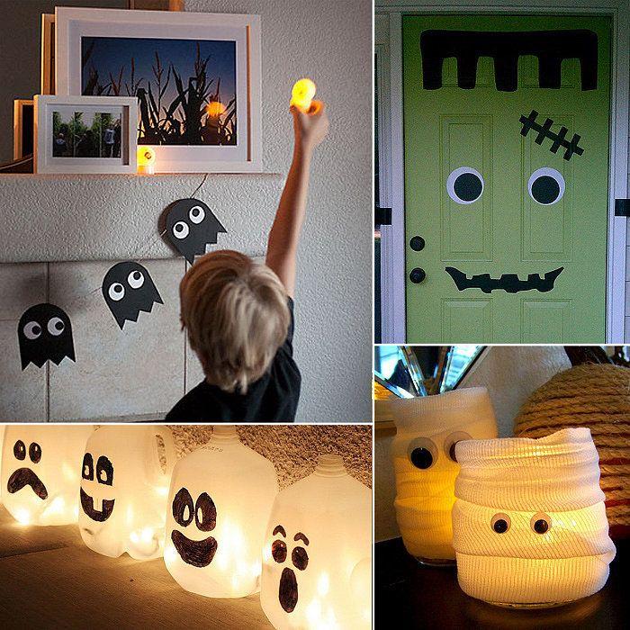 Superb Get Spooky: 22 Adorable DIY Decor Ideas For Halloween