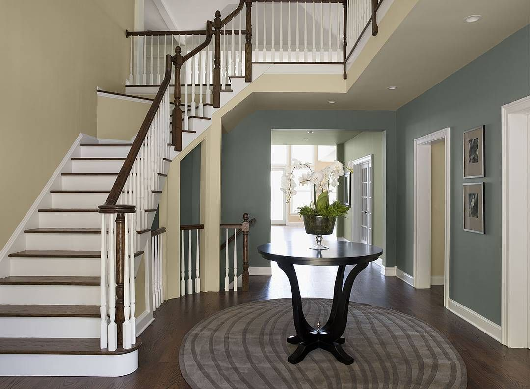 See The Best Cool Paint Colors From Benjamin Moore Templeton Gray